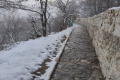 Дорога к гроту Лермонтова
