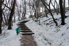 Лестница к Эоловой арфе