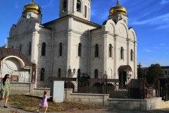 Храм в г. Пятигорске