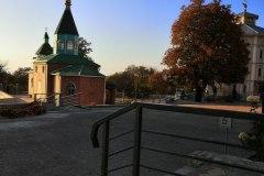 Церковь монастыря на горе Бештау